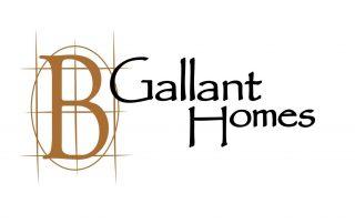 B Gallant Homes Logo